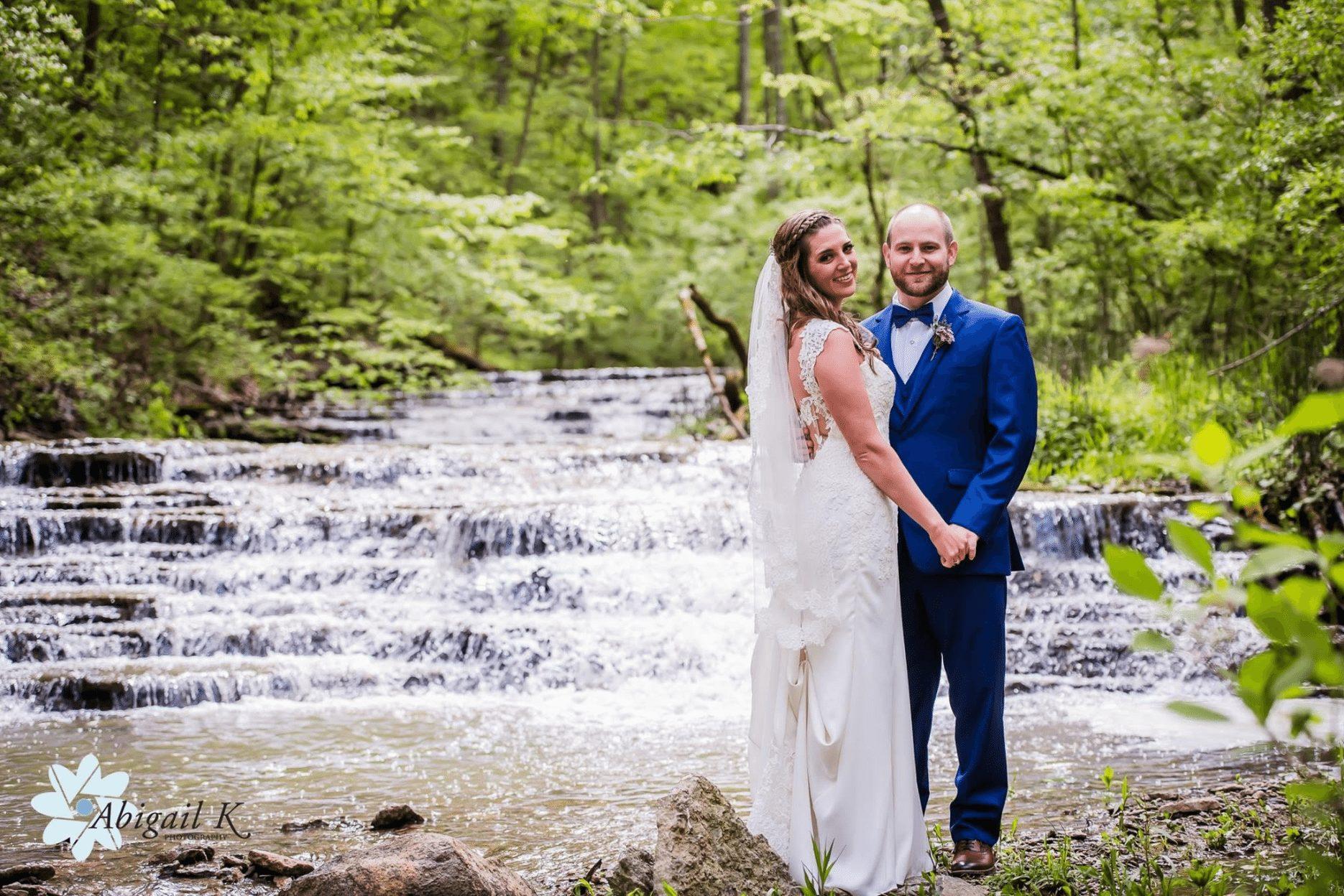 Bridge And Groom Waterfall